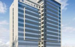 PROACTIVE Consultoria_Head Tower - Perspectiva ilustrada da fachada