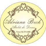 Adriana Beck - Ateliê de Doces
