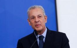 Ministro de Minas e Energia, Bento Albuquerque, durante cerimônia em Brasília (DF)  11/08/2021 REUTERS/Adriano Machado